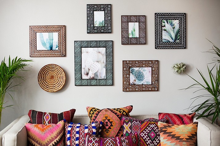 DIY picture frames go way beyond Popsicle sticks | The Daily Courier ...