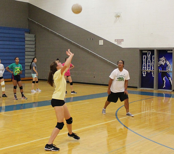 High school volleyball starts Aug. 30 with Lake Havasu at Lee Williams and Kingman Academy at River Valley.