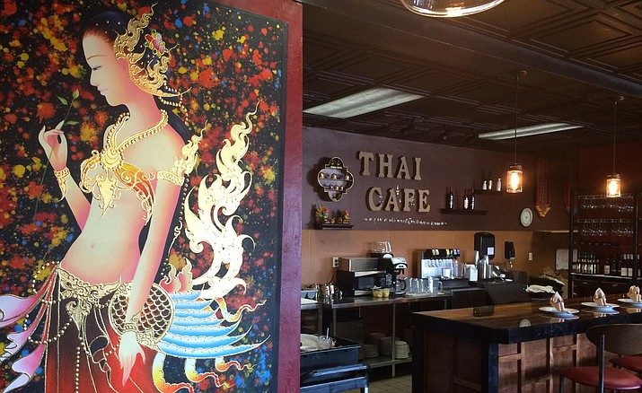 Thai Cafe, 3050 N. Windsong Drive, Ste 101, in Prescott Valley, is now open.