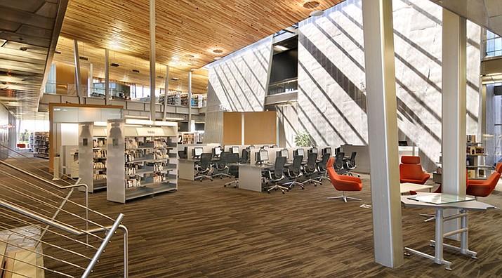 The Prescott Valley Public Library. (Courtesy photo)