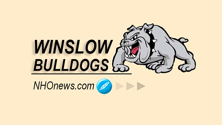 Winslow High track teams compete in  Joseph City, Show Low and Blue Ridge meets
