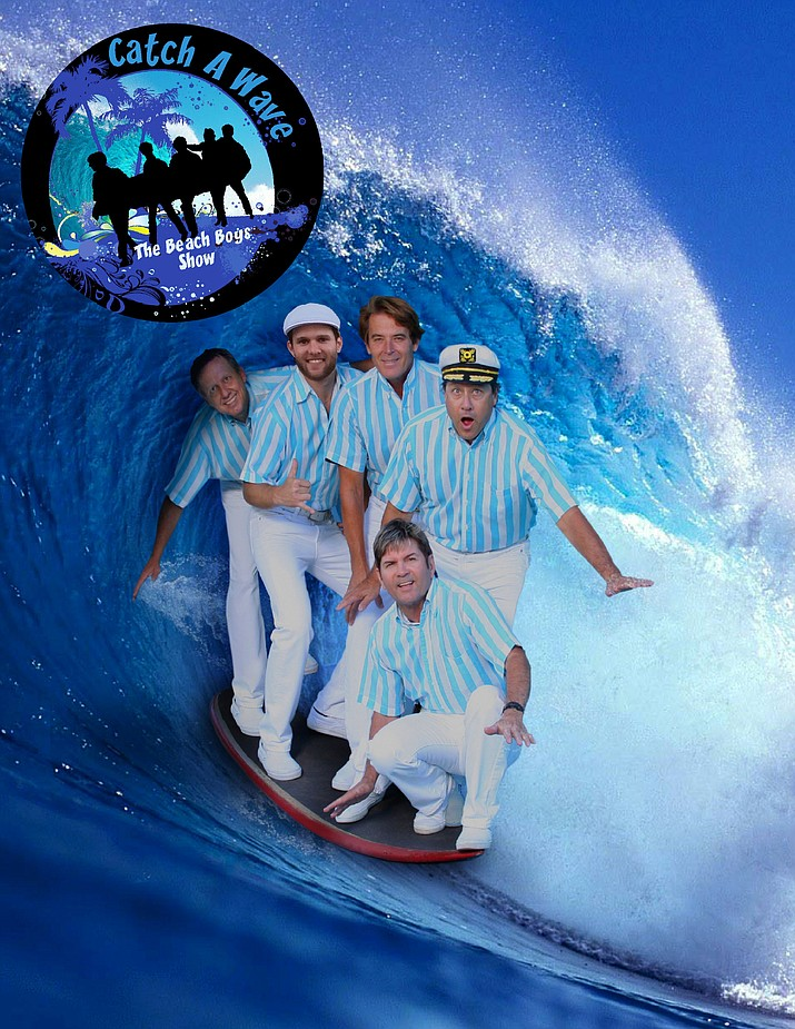 "The Beach Boys tribute show, ""Catch a Wave,"" at the Elks Theatre is now sold out."