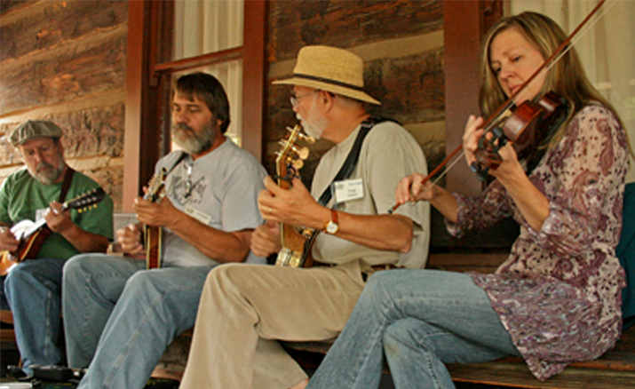 Musical duos, trios, quartets, folk bands and solo artists will perform on the grounds of Sharlot Hall Museum this weekend, Oct. 1-2.