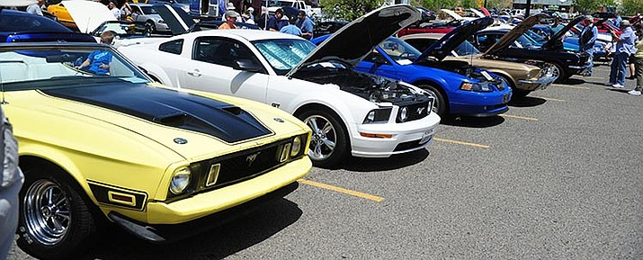 "The ""Pony Only Cruise"" is set for 10 a.m. to 3 p.m. Saturday, Oct. 1, in the parking lot of the Walmart on Highway 69 in Prescott."