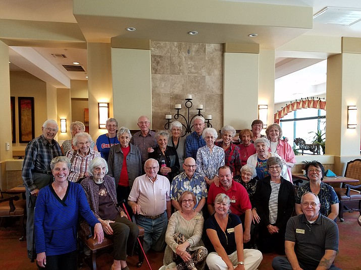 Alta Vista Senior Living residents and employees are taking a virtual walk around the world, and recently reached their first stop - Florence, Italy.