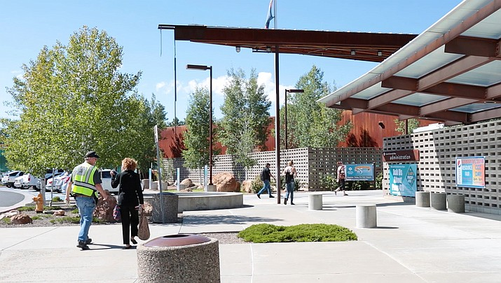 Coconino Community College's Lone Tree Campus in Flagstaff.
