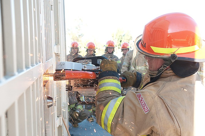 Mohave Community College is offering its Spring 2017 Fire Academy to those seeking a career in firefighting.