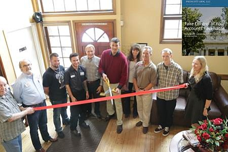 Prescott ARM LLC celebrated the opening of its new business with a Sept. 22 ribbon-cutting.