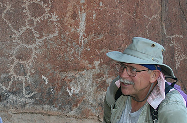 Archaeologist Allen Dart will discuss natural history at Mohave Community College Thursday.