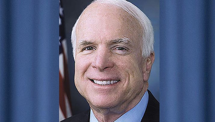 Letter   Sen. John McCain, a true patriot