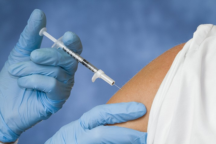 The CDC recommends that everyone over 6 months receive an injectable flu shot.