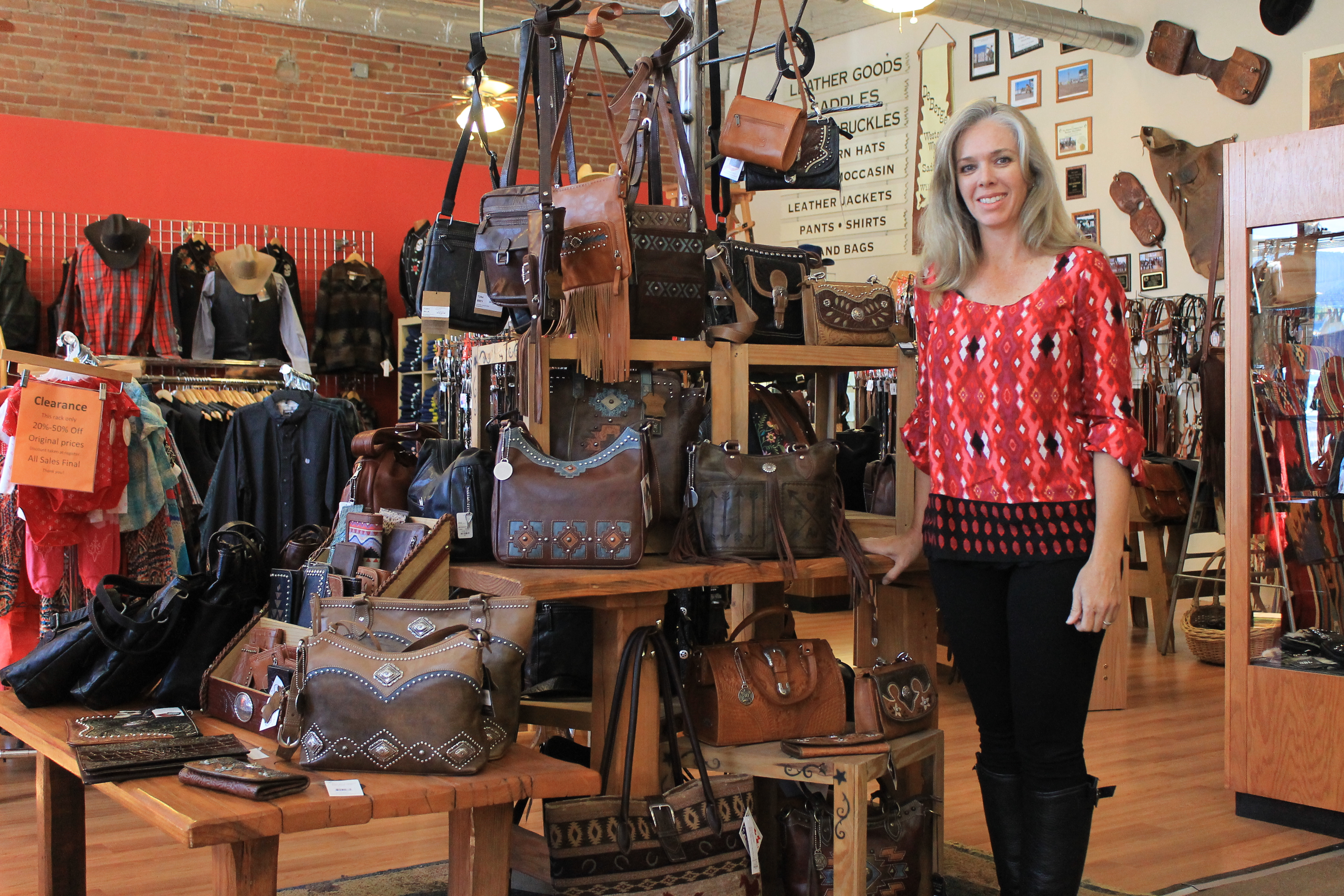 Women in small business: Western Outfitters | Williams-Grand