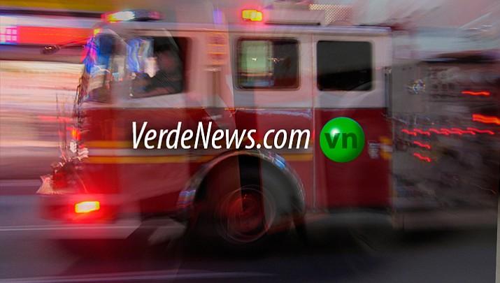 CCFMD saves stranded driver from Verde River