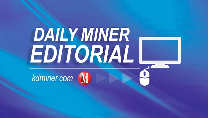 Miner Editorial: Lingenfelter letter removed due to plagiarism