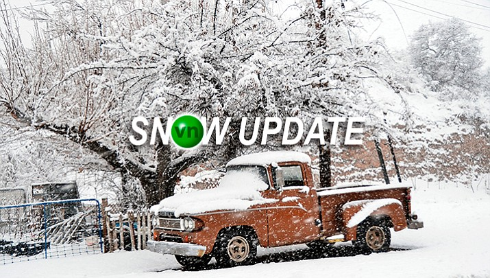 Snow day: Verde Valley schools will close Friday due to winter weather