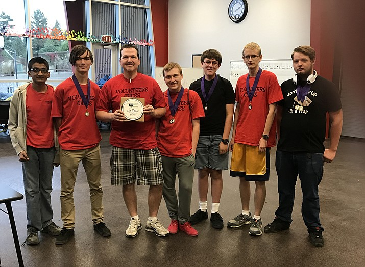 The Lee Williams High School chess team took first place at the Region I Team Tournament Oct. 7-8 in Flagstaff.