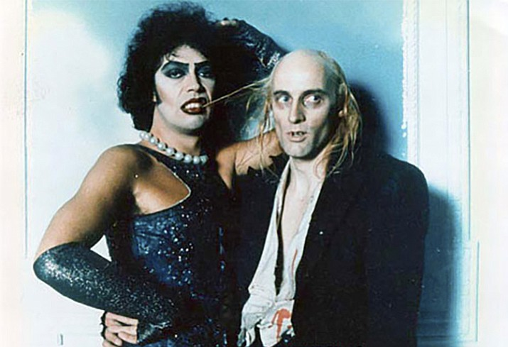"Relive Richard O'Brien's sinfully twisted salute to horror, sci-fi, B-movies and rock music — a ""sensual daydream to treasure forever"" — starring Tim Curry (in his classic gender-bending performance), Barry Bostwick and Academy Award-winner Susan Sarandon. Just in time for Halloween: ""The Rocky Horror Picture Show"" — the outrageous cultural phenomenon that has been a hit with movie lovers for nearly four decades — returns to the big screen in Sedona on Friday, Oct. 21."