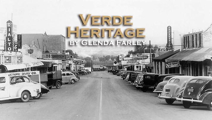 VERDE HERITAGE 1924: CLARKDALE PRIMARY SCHOOL