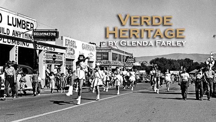 VERDE HERITAGE 1969: NEW COUNTY BUILDING DEDICATION