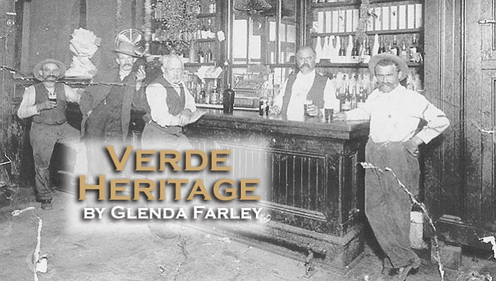 VERDE HERITAGE 1916: Jerome District Made Attractive to Tourists
