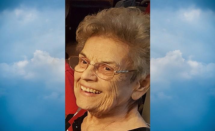 Betty Joan Hafley Hacker