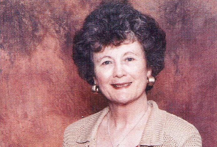 Shirley Elizabeth (Crowell) Paskett