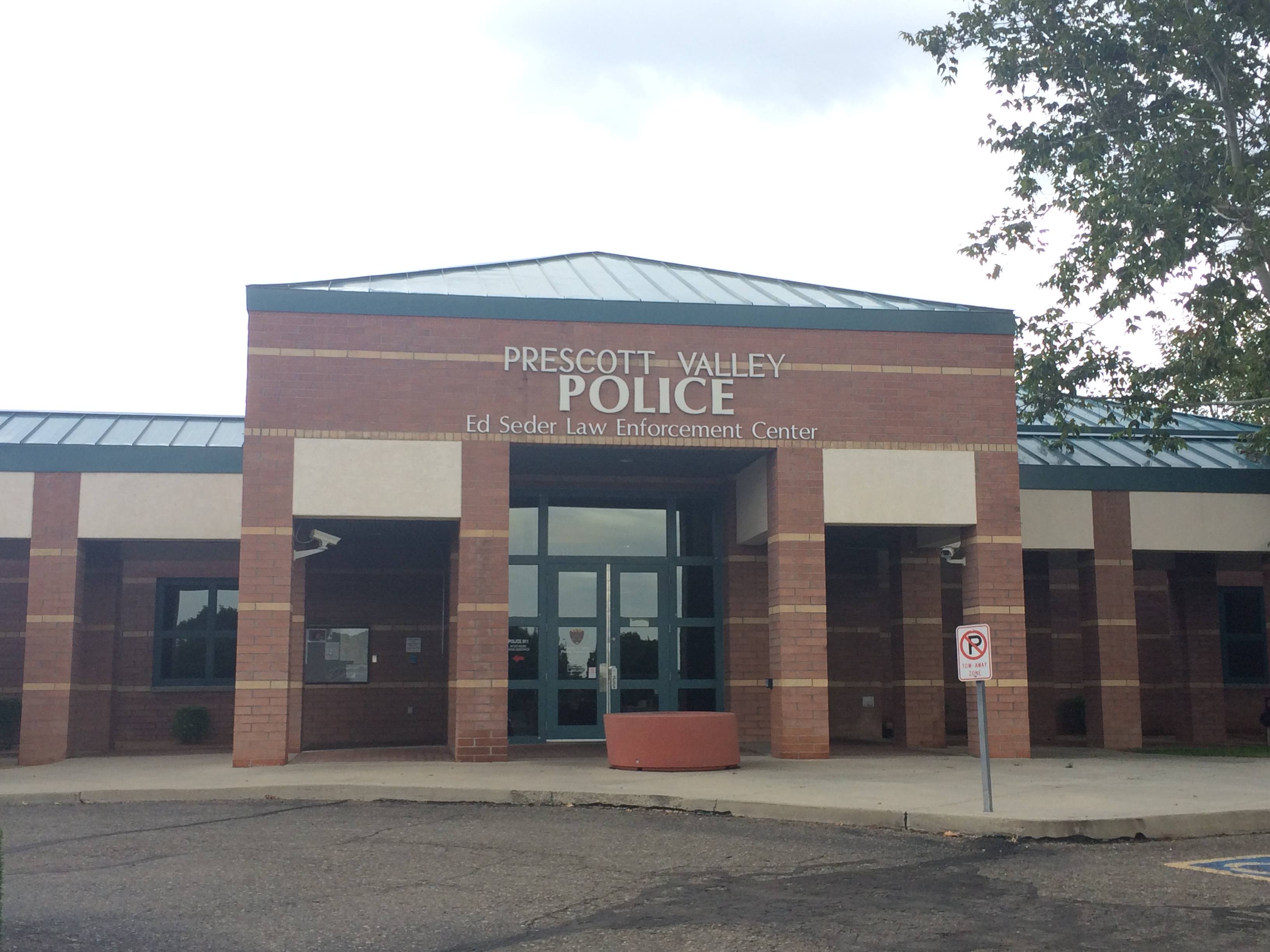 Prescott valley moves ahead with pvpd expansion prescott for Prescott architects