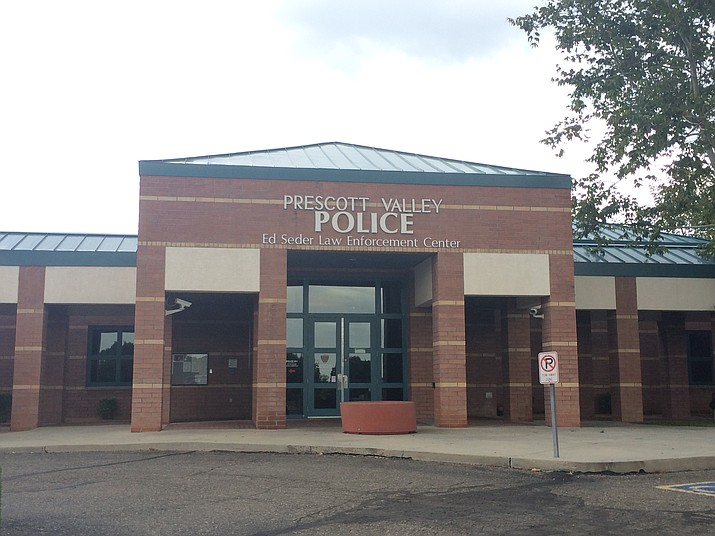 The Prescott Valley Police Department's building is about to undergo a major rebuilding.