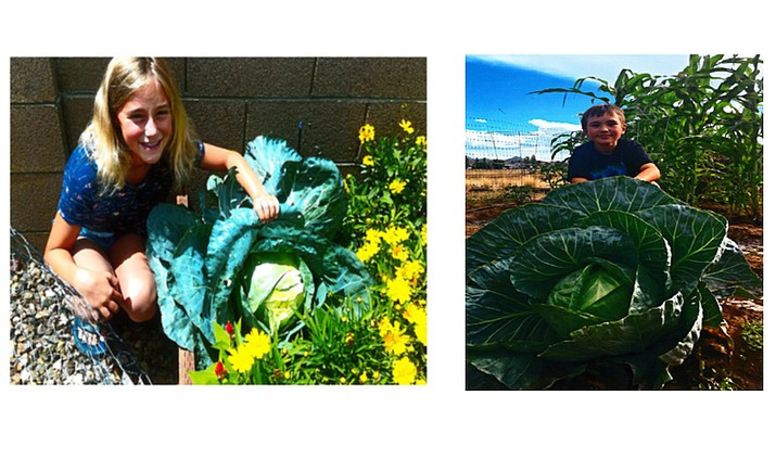 Jinger Richey and Ronin Deubler of Del Rio Elementary School are the Chino Valley Unified School District's students of the week.