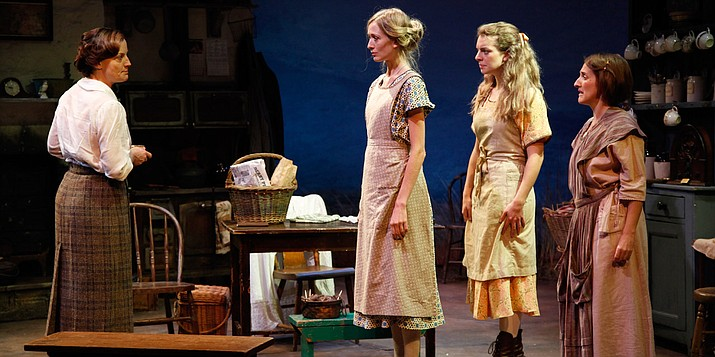 """Dancing at Lughnasa,"" winner of the 1992 Tony Award for Best Play, is at Prescott Center for the Arts this month."