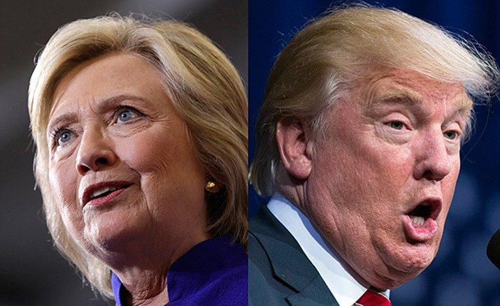 Trump and Clinton were to campaign in Florida on Saturday, last-ditch efforts to win support in a state where early voting has already exceeded 2012 levels.