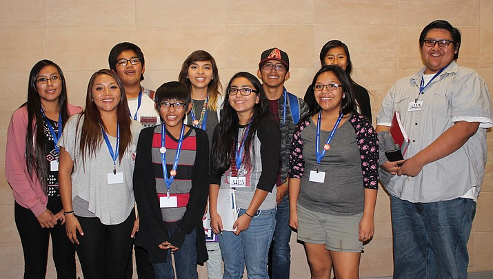 Hopi High broadcast students take home awards at annual media conference