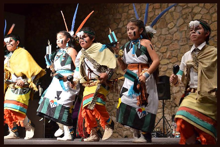 The Native American Indian Heritage Celebration will feature performances from regional Native American tribes.