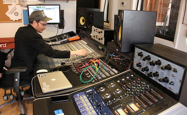 Dylan Ludwig manages Raven Sound Studio.