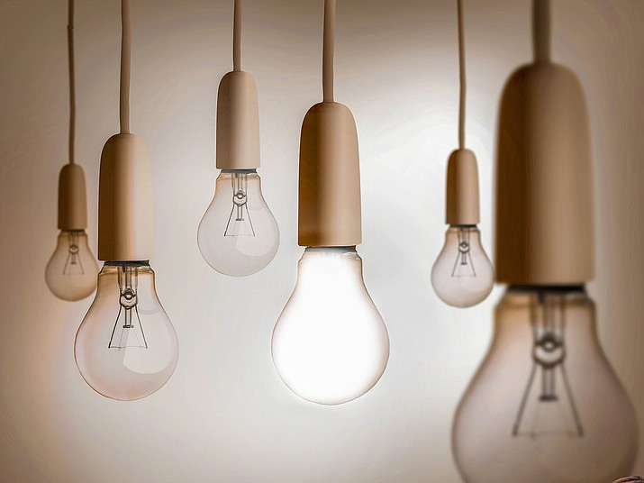 Light bulbs have changed a lot in the past 10 to 15 years. (Metro Creative Services)