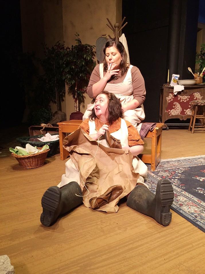 """Dancing at Lughnasa"" plays at Prescott Center for the Arts through Nov. 20."