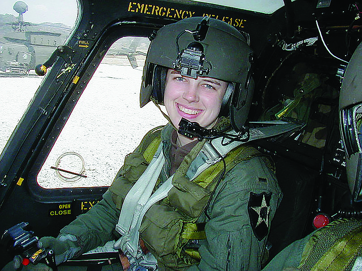 Kimberly Hammond was the first female soldier killed in combat, in 2004.