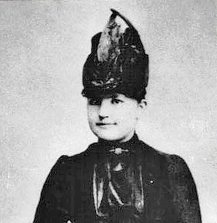 Annie Melton Graham, widow of Tom Graham. When he was assassinated by Ed Tewksbury and John Rhodes, Annie sought revenge by attempting to shoot Rhodes during his trial with her husband's pistol. The attempt failed when the gun misfired.