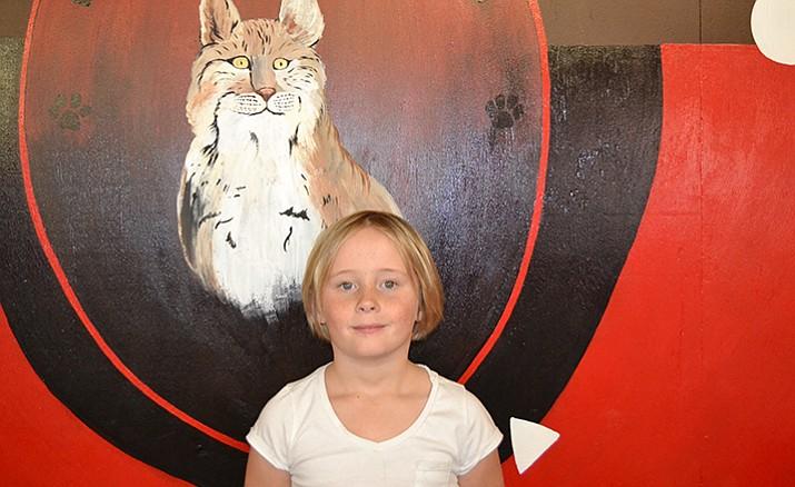 Janie Waara is the PUSD Student of the Week.