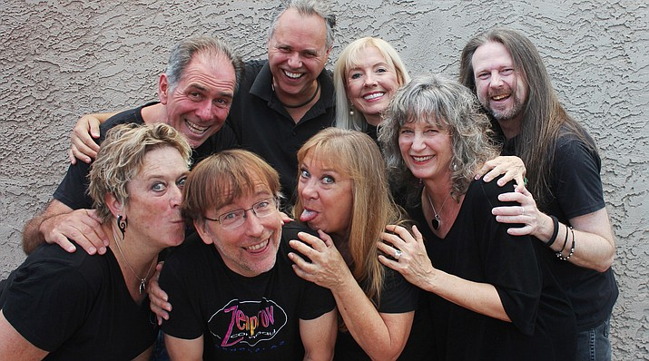 "If you've never been to one of their live performances before, Zenprov Comedy is similar to the improvised TV show ""Whose Line Is It Anyway?"" The troupe performs fast-paced, spontaneous comedic scenes created in the moment -- always based on audience suggestions."
