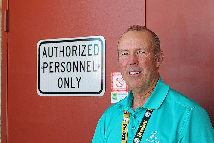 Allen Tempert, Mohave County Elections Department director, has been very busy since the Nov. 8 election. He and his staff are busy verifying and auditing ballots.