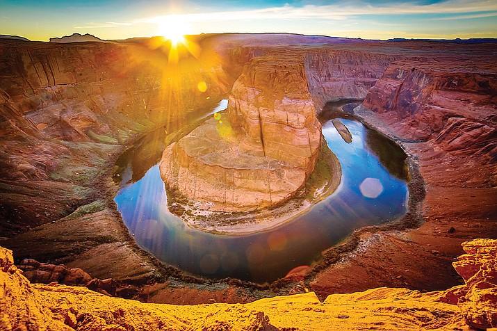 Horseshoe Bend on the Colorado River