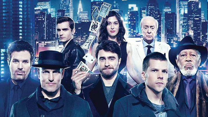 "Adult Center of Prescott's Friday Night Movie on Friday, Nov. 18, will be ""Now You See Me 2."" It begins at 4 p.m."