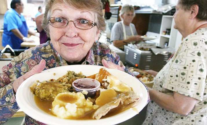 The Verde Valley has more than its share of options for folks who love a big, holiday meal and are either not able to prepare it for themselves – or don't like cooking for one. (VVN/Bill Helm)