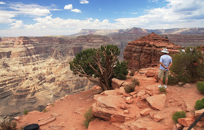Grand Canyon West has become an international draw for travelers enamored with the grandeur of the American Southwest. Last year, the tourist destination owned and operated by the Hualapai Nation drew 1 million visitors for the first time toward the end of the year. They hit that mark this year more than a month sooner.