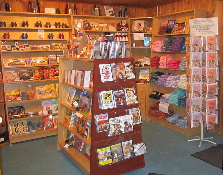 Unique and often locally made gift selections await you in local museum gift shops.