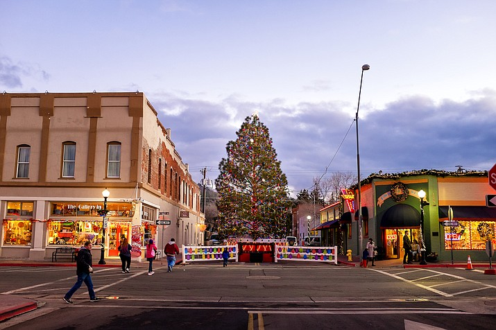 Christmas events in and around Williams take place throughout the month of December.