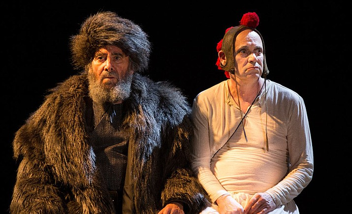 "The Royal Shakespeare Company's extraordinary new production of ""King Lear"" makes its Sedona big-screen debut on Sunday, Nov. 27. Antony Sher returns to the RSC to play King Lear, one of the greatest parts written by Shakespeare in this, one of Shakespeare's most epic and powerful plays."