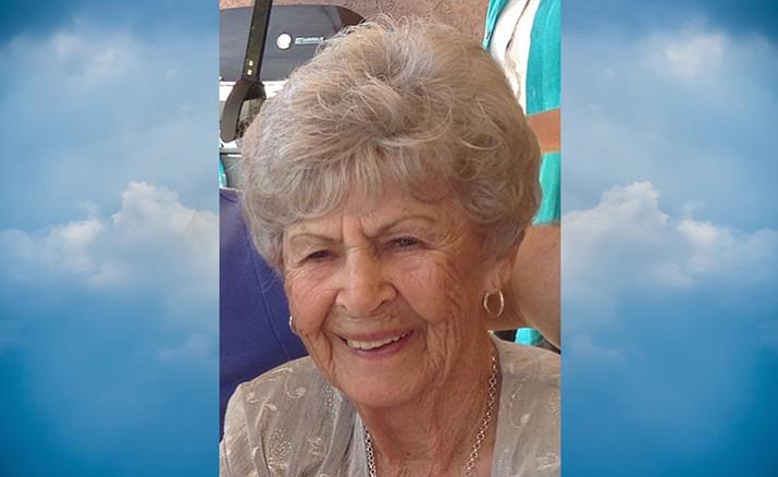 June Elizabeth Harper