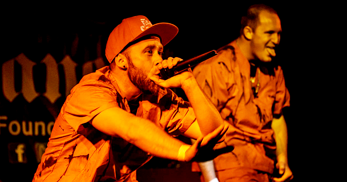 Saturday, Dec. 3 sees local hip hop favorites Mental Cases return to Main Stage with a big holiday hip hop show.